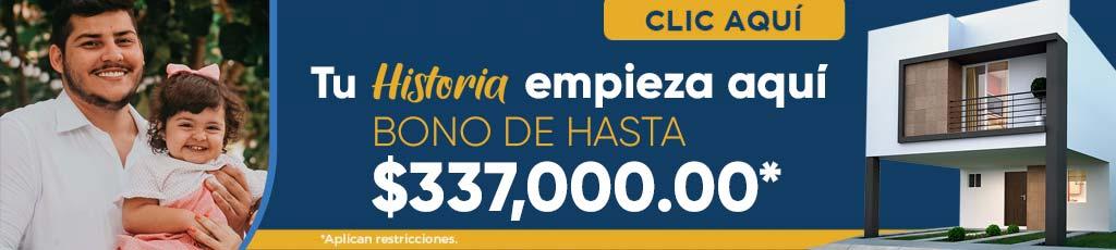 bono de hasta $337,000 pesos